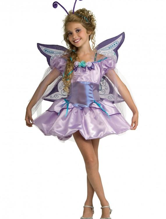 Tween Butterfly Costume