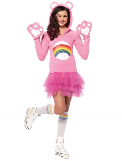 Tween Care Bears Cheer Bear Costume, halloween costume (Tween Care Bears Cheer Bear Costume)