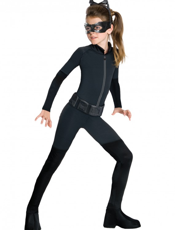 Tween Catwoman Costume, halloween costume (Tween Catwoman Costume)