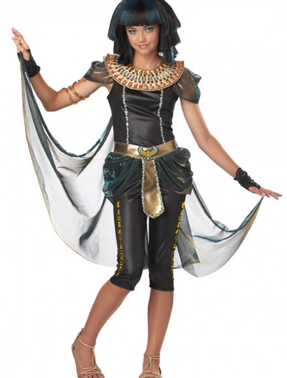 Tween Dark Egyptian Princess Costume, halloween costume (Tween Dark Egyptian Princess Costume)