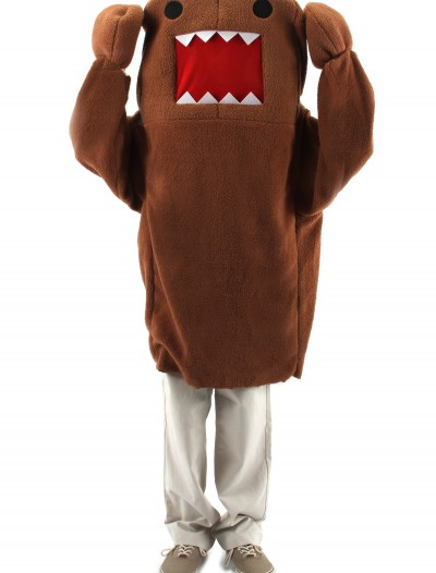 Tween Domo Costume, halloween costume (Tween Domo Costume)