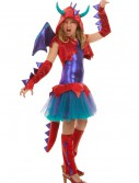 Tween Dragon Costume, halloween costume (Tween Dragon Costume)