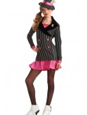 Tween Gangster Costume, halloween costume (Tween Gangster Costume)