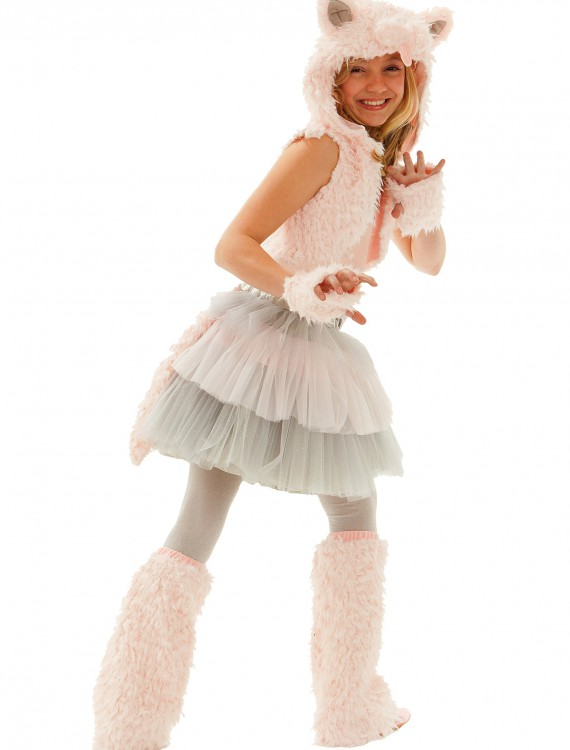 Tween Grace Kitty Set, halloween costume (Tween Grace Kitty Set)