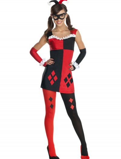 Tween Harley Quinn Costume, halloween costume (Tween Harley Quinn Costume)