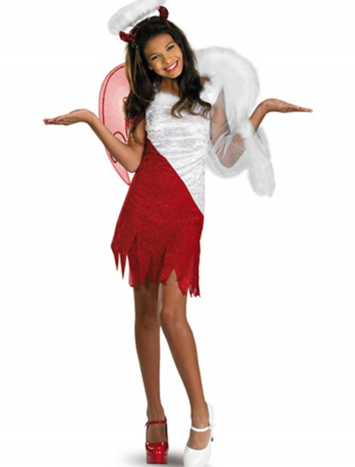Tween Heavenly Devil Costume, halloween costume (Tween Heavenly Devil Costume)