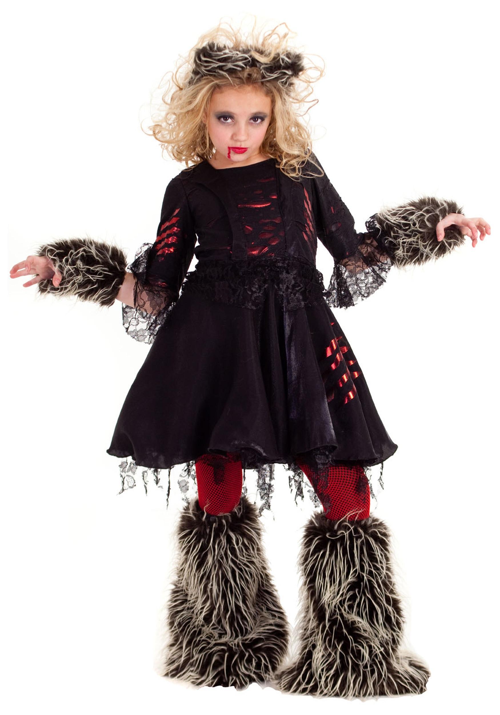 tween howlette costume