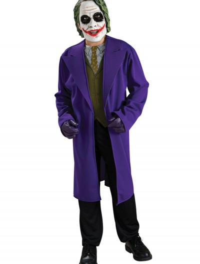 Tween Joker Costume, halloween costume (Tween Joker Costume)