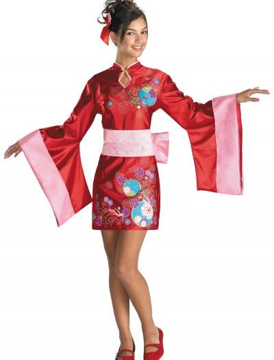 Tween Kimono Cutie Costume, halloween costume (Tween Kimono Cutie Costume)