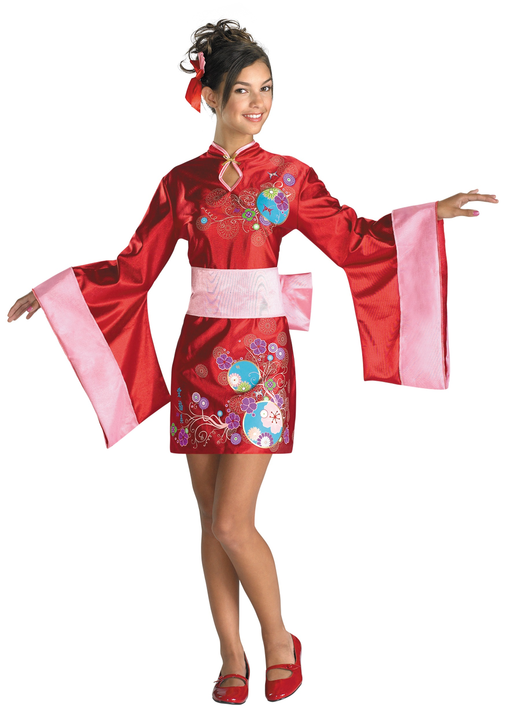 Костюм китайца на новый год своими руками
