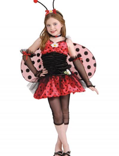 Tween Ladybug Queen Costume, halloween costume (Tween Ladybug Queen Costume)