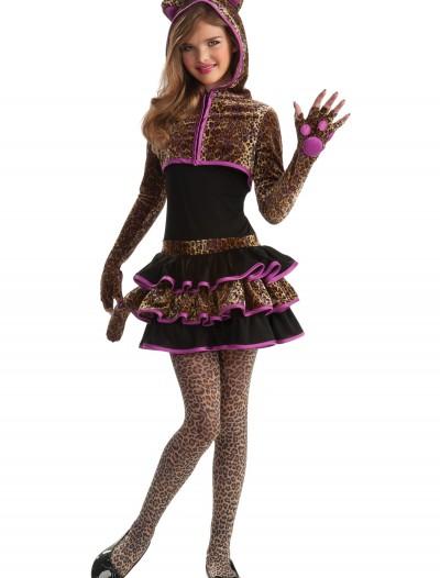 Tween Leopard Costume, halloween costume (Tween Leopard Costume)