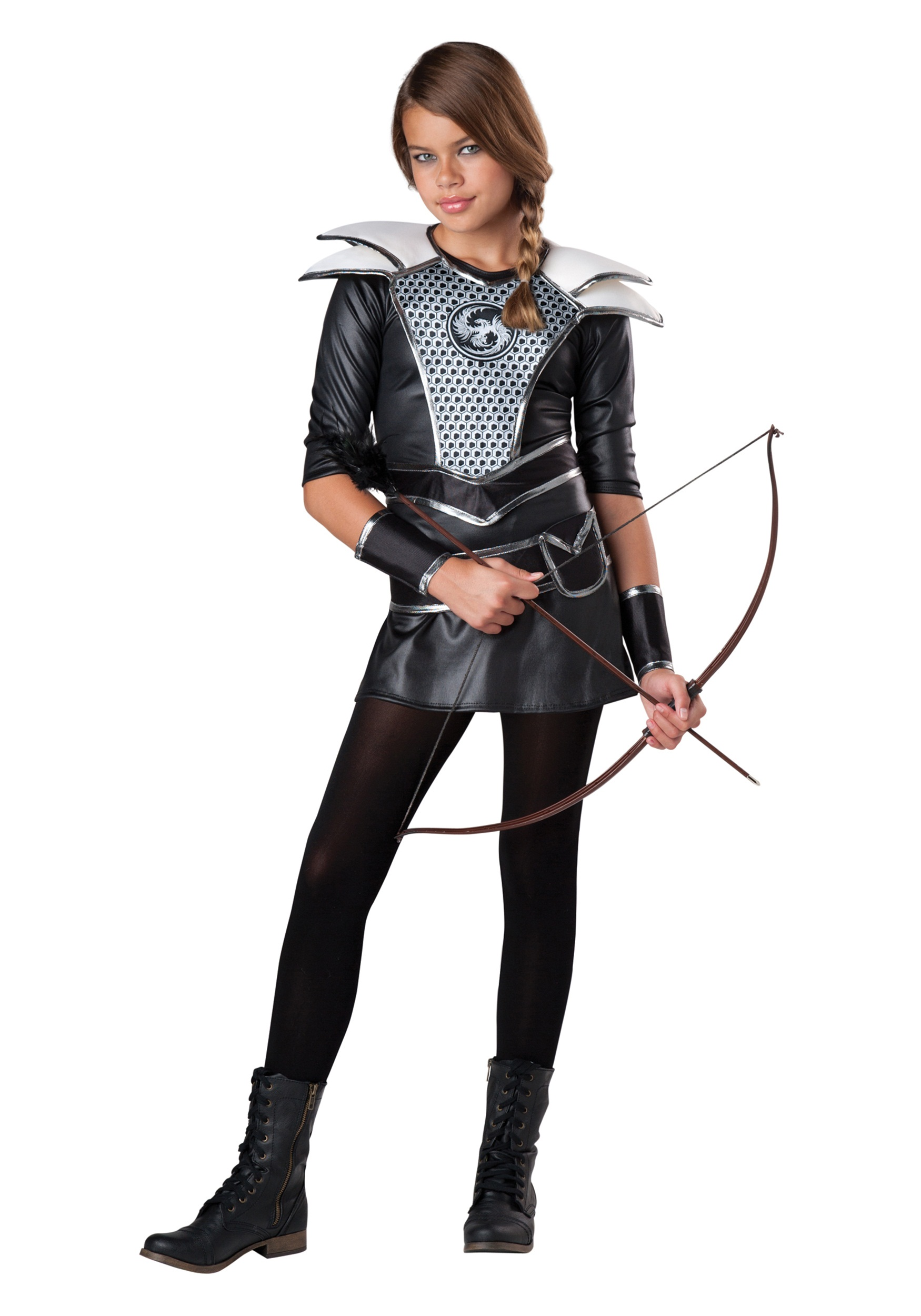 Tween Midnight Huntress Costume  sc 1 st  Halloween Costumes & Tween Midnight Huntress Costume - Halloween Costumes