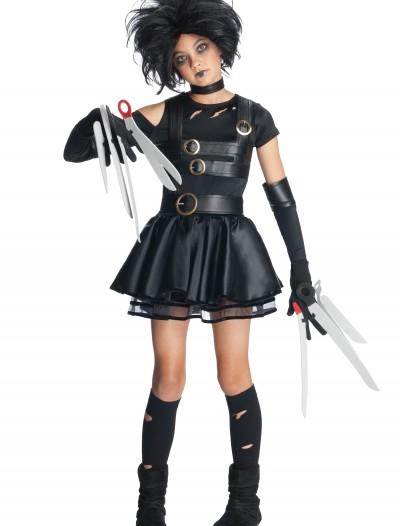Tween Miss Scissorhands Costume, halloween costume (Tween Miss Scissorhands Costume)