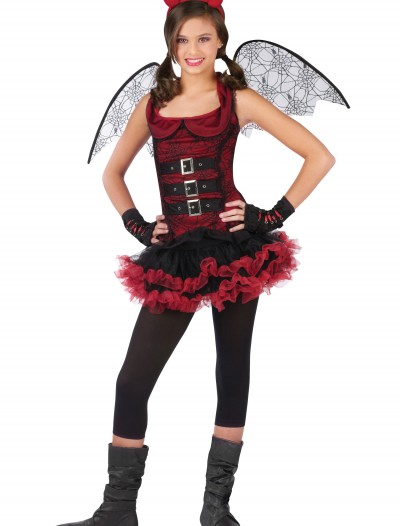 Tween Night Wing Devil Costume, halloween costume (Tween Night Wing Devil Costume)