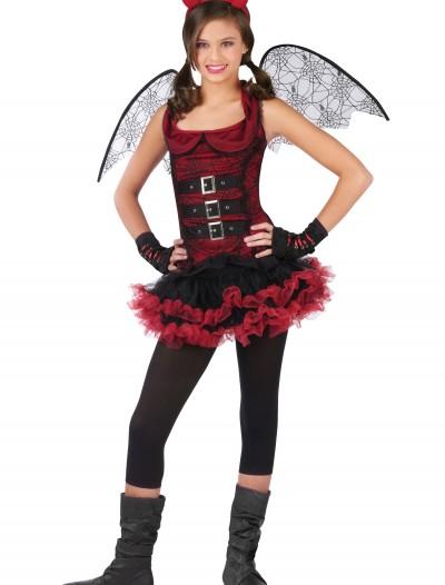 Tween Night Wing Devil Costume, halloween costume (Tween Night Wing Devil Costume)