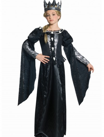 Tween Queen Ravenna Costume, halloween costume (Tween Queen Ravenna Costume)