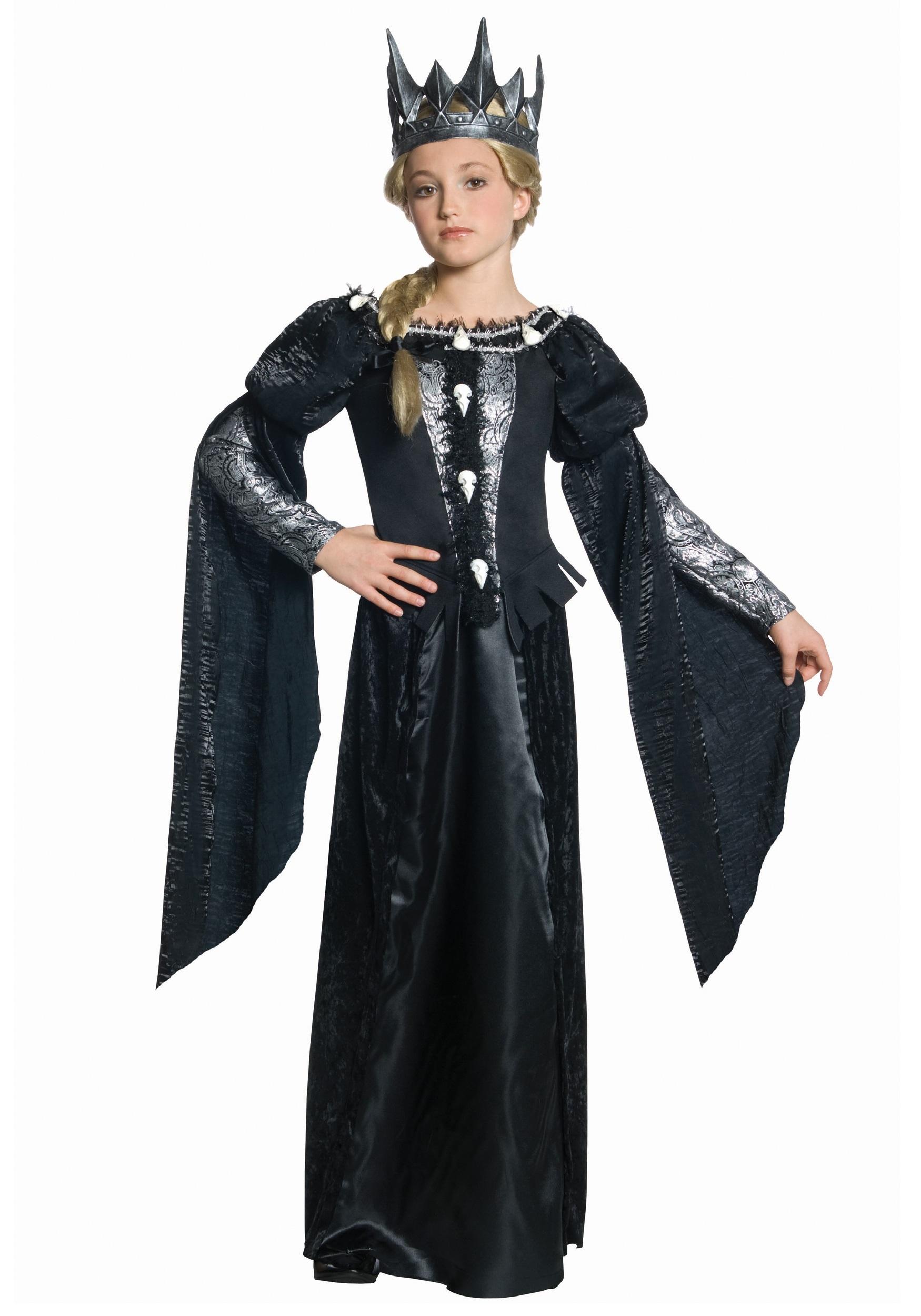 Tween Queen Ravenna Costume - Halloween Costumes