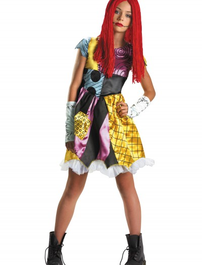 Tween Sally Costume, halloween costume (Tween Sally Costume)