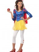 Tween Sassy Snow White Costume, halloween costume (Tween Sassy Snow White Costume)