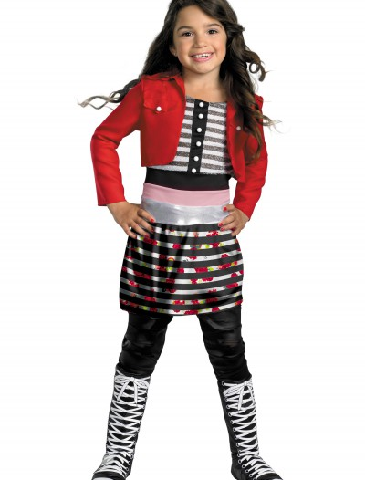 Tween Shake it Up Rocky Costume, halloween costume (Tween Shake it Up Rocky Costume)