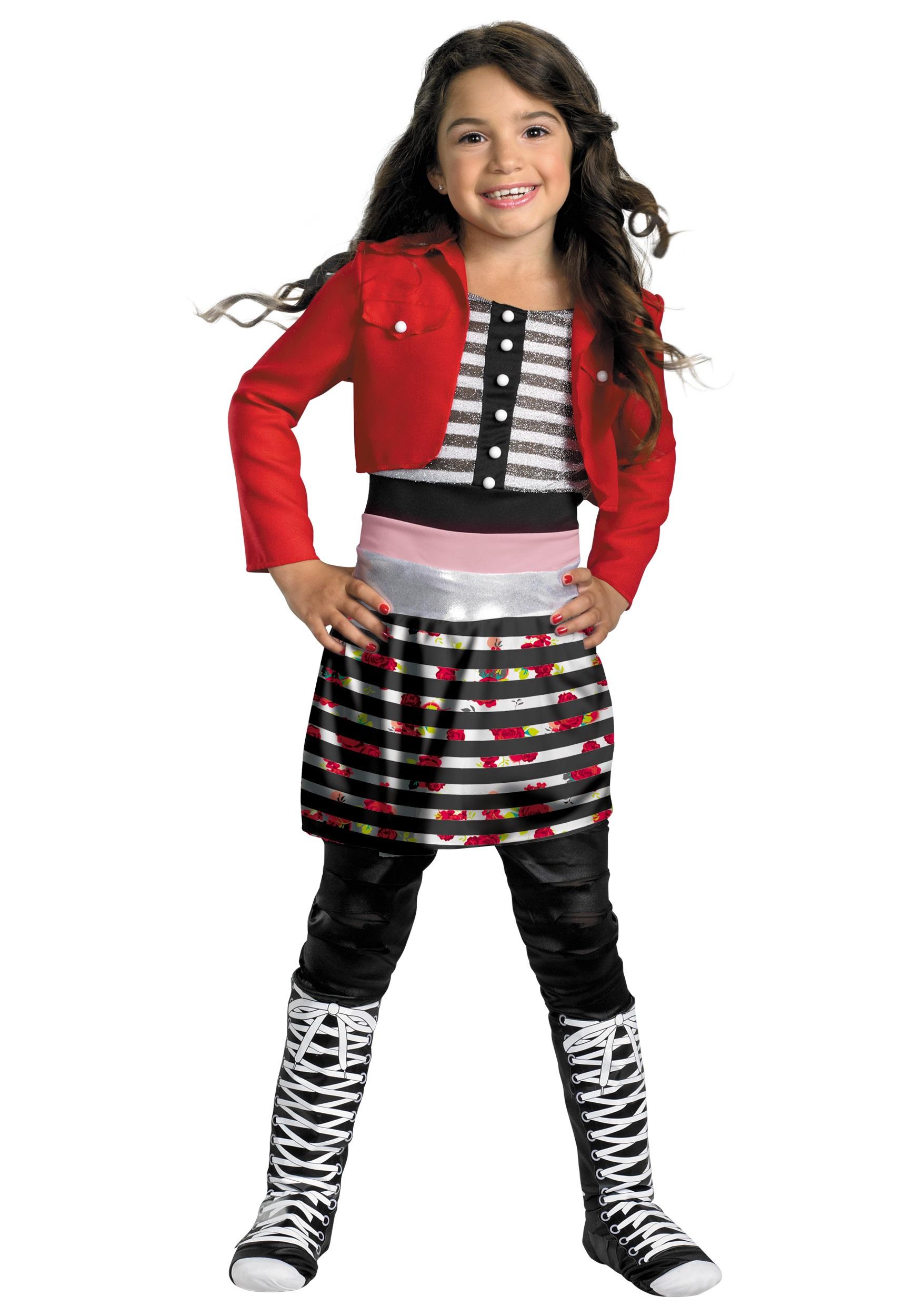tween shake it up rocky costume