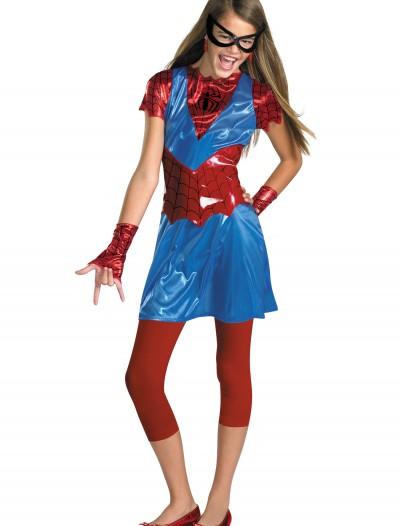 Tween Spider Girl Costume, halloween costume (Tween Spider Girl Costume)