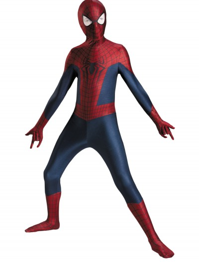 Tween Spider-Man 2 Authentic Body Suit, halloween costume (Tween Spider-Man 2 Authentic Body Suit)