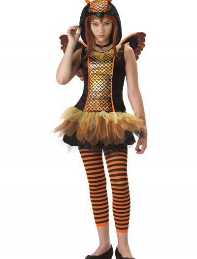 Tween Strangeling Owlyn Costume, halloween costume (Tween Strangeling Owlyn Costume)