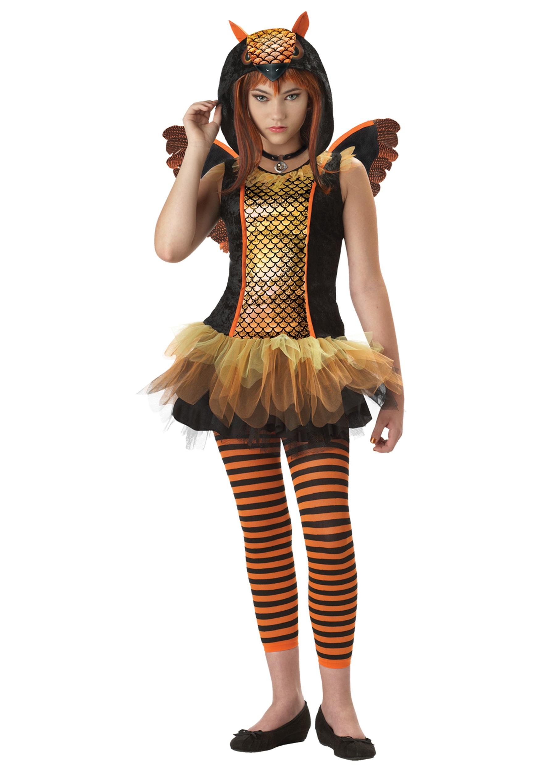 tween strangeling owlyn costume - halloween costumes