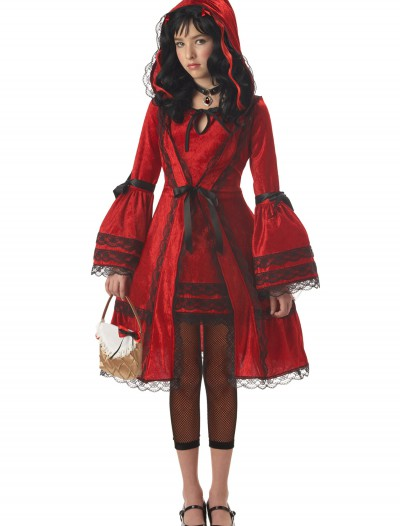 Tween Strangeling Riding Hood Costume, halloween costume (Tween Strangeling Riding Hood Costume)