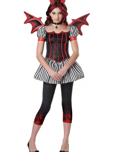 Tween Strangelings Devil Costume, halloween costume (Tween Strangelings Devil Costume)