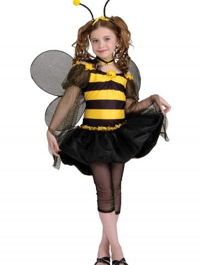 Tween Sweet Bee Costume, halloween costume (Tween Sweet Bee Costume)