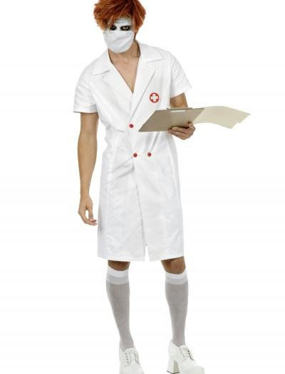 Twisted Nurse Costume, halloween costume (Twisted Nurse Costume)
