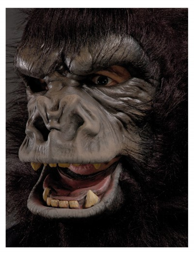 Two Bit Roar Gorilla Mask, halloween costume (Two Bit Roar Gorilla Mask)