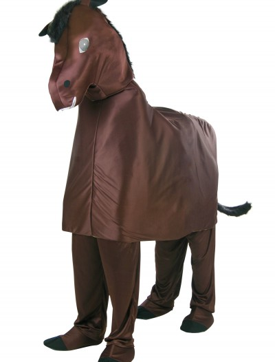 Two Person Horse Costume, halloween costume (Two Person Horse Costume)