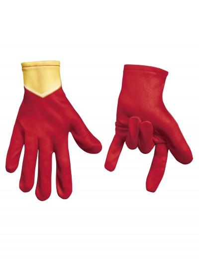 Ultimate Iron Spider-Man Child Gloves, halloween costume (Ultimate Iron Spider-Man Child Gloves)