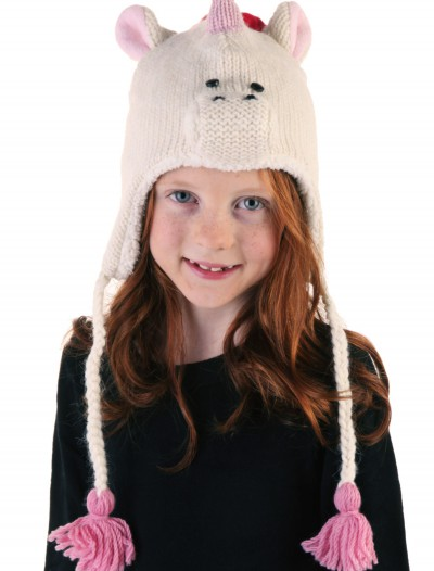 Kids Ummi the Unicorn Hat, halloween costume (Kids Ummi the Unicorn Hat)