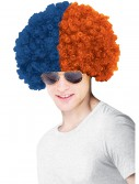 University of Florida Wig, halloween costume (University of Florida Wig)
