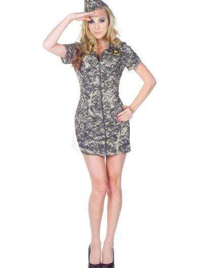 U.S. Army Camo Dress, halloween costume (U.S. Army Camo Dress)