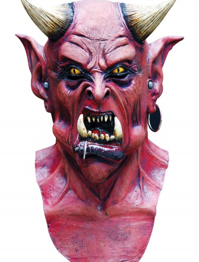 Uzzath Devil Mask, halloween costume (Uzzath Devil Mask)