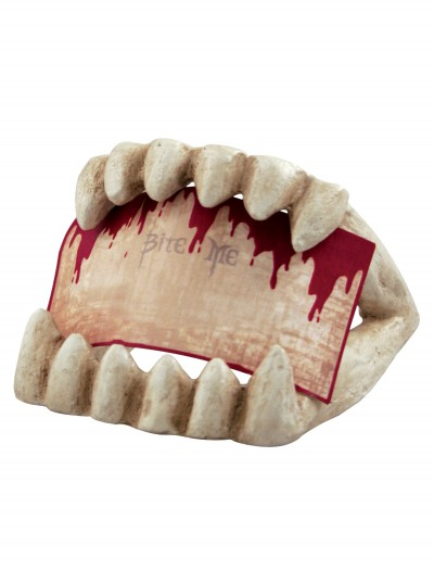 Vampire Card Holder, halloween costume (Vampire Card Holder)