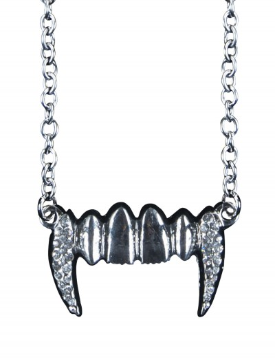Vampire Fang Necklace, halloween costume (Vampire Fang Necklace)