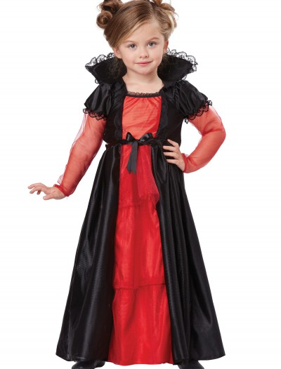 Toddler Vampire Girl Costume, halloween costume (Toddler Vampire Girl Costume)