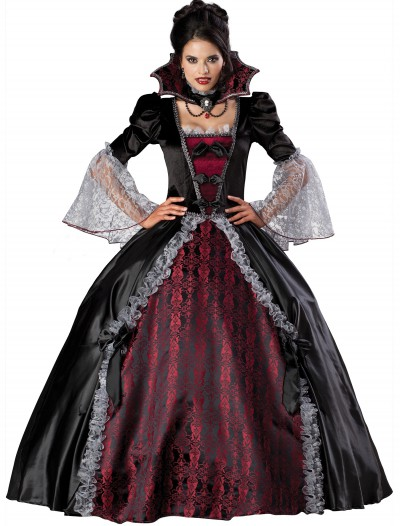 Versailles Vampiress Costume, halloween costume (Versailles Vampiress Costume)