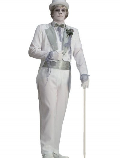 Victorian Ghost Groom, halloween costume (Victorian Ghost Groom)