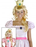 Video Game Princess Wig, halloween costume (Video Game Princess Wig)