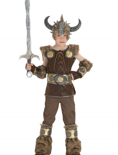 Viking Boy Costume, halloween costume (Viking Boy Costume)