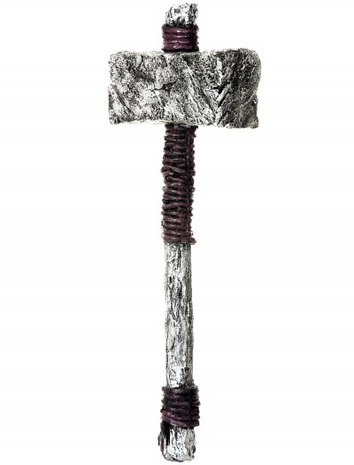 Viking Sledge Hammer, halloween costume (Viking Sledge Hammer)