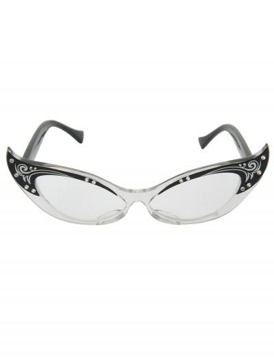 Vintage Cat Eye Glasses, halloween costume (Vintage Cat Eye Glasses)
